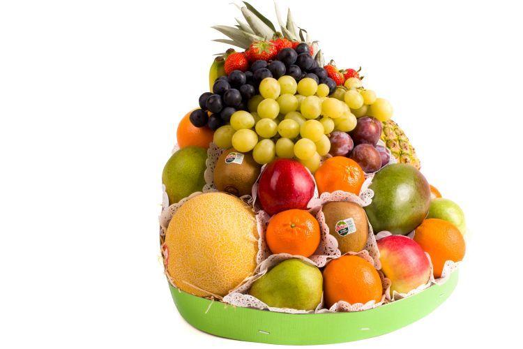 """Afbeelding van Fruitmand """"Exclusief"""""""