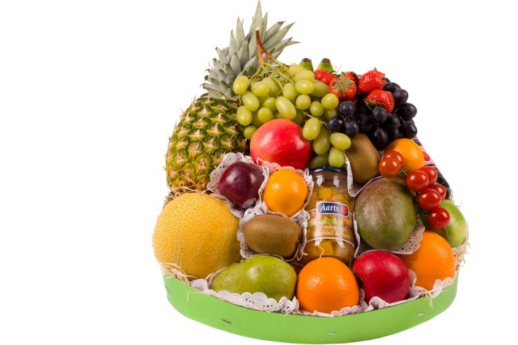 "Afbeelding van Fruitmand ""Kingsize"""
