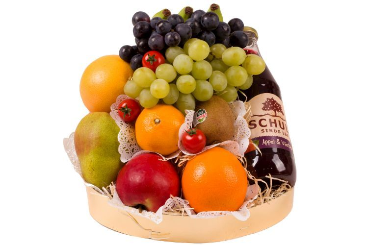 "Fruitmand ""Attentie deluxe"""